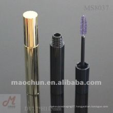 MS8037 plastic cosmetic bottle mascara