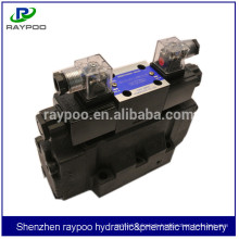 yuken type pilot operated directional valves hydraulic operated directional valve for red brick making machine