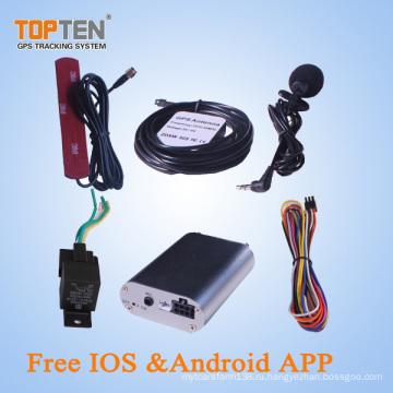 Смарт-устройства слежения автомобиля с противоугонные системы фунтов+SMS и цена по прейскуранту завода, высокое качество, испанский язык (TK108-kW)операционные