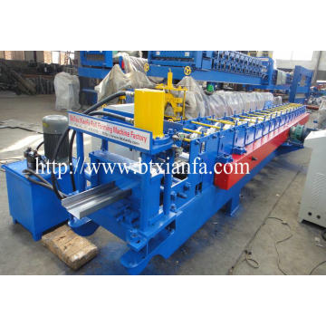 Logam Zinc Door Frame Roll Forming Machine