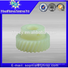 Kunststoff / Nylon / POM Schrägritzel Zahnräder