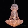 L'utilisation d'intérieur moderne grand lustre en cristal pendentif lumière LT-65009