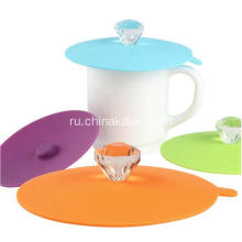 Universal Silicone Cup Lids Cover