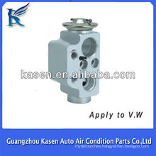 Different types of expansion valves for V.W