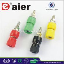 Mini Audio-Anschlussklemmen für isolierte Pfosten