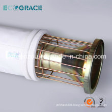 Boiler Flue Gas High Efficient Filtration PPS Filter Bag