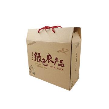 Коробка для упаковки сельскохозяйственных продуктов
