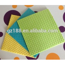 bulk cellulose sponge cloth good water absorption wood pulp for sanitary napkin