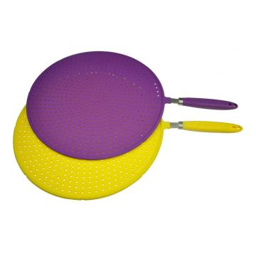 Kitchen Utensil Silicone Screen Splatter