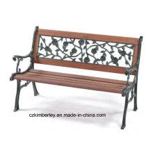 Varios tipos de mesas y sillas de paisaje WPC