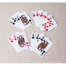 100% Plastic Bridge Cards with Jumbo Index