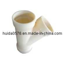 Kunststoff-Spritzguss / Form-Skew Tee