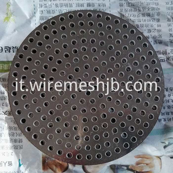 Stainless Steel Perforated Metal Panels
