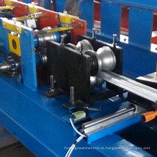 obturador de rolamento que forma a máquina