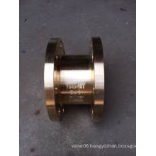Brass Wafer Type Ball Valve