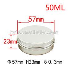 Boîte de 50 ml en porcelaine de Chine