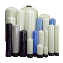 легкая установка стеклопластик стеклопластик фильтр для воды бак для хранения
