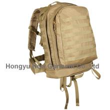 Molle Tactical Assault Sac à dos Sac à main militaire / Sac à dos militaire (HY-B010)