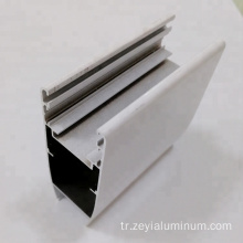 Powder coating hinge window aluminium profile section