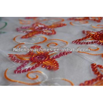 Einzelne Sequin Stickmaschine