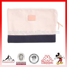топ мода холст клатч сумка для мужчин и женщин деловая сумка