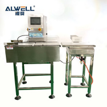 Industrial Check Weigher Machine LCD Touch Screen Check Weigher with Metal Detector