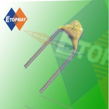 Topmay 22NF K 50V Radial Multilayer Ceramic Capacitor (TMCC03)