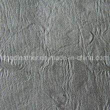 Two-Tone Semi-PU Bag Leather (QDL-BS018)