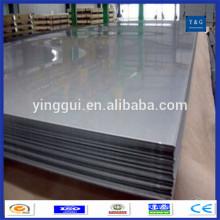 5083 h111 hoja de aleación de aluminio / placa de 5 mm de espesor