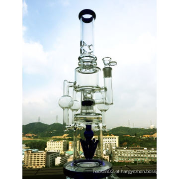 Alta qualidade Roor Vidro Water Smoking Pipe