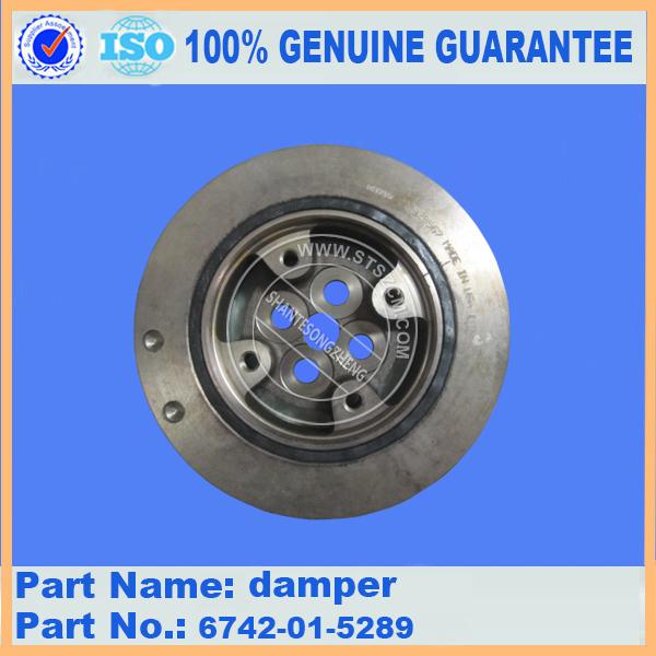 Pc300 7 Damper 6742 01 5289