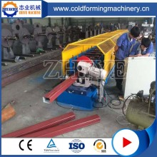 Metal Steel Water Downpipe Rolling Forming Machine