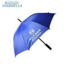 OEM Fabricante de Preços Por Atacado de Poliéster Siver Revestimento de Proteção Solar Baixo Custo Promocional Barato Personalizado Doação Do Guarda-chuva