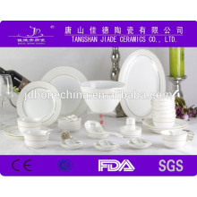 2015 newly designed hot selling fine bone china dinnerware