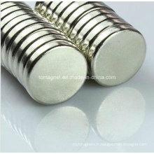Aimants permanents Aimant NdFeB Magnet Magnet D15X3
