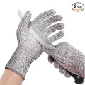 Working Safety Glass Cut-Resistant Gloves