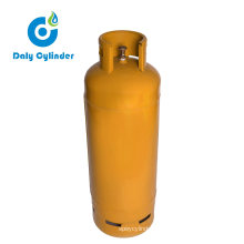 19kg Gas Tank Export to Africa Liquefied Gas Cylinder Cooking Gas Tank