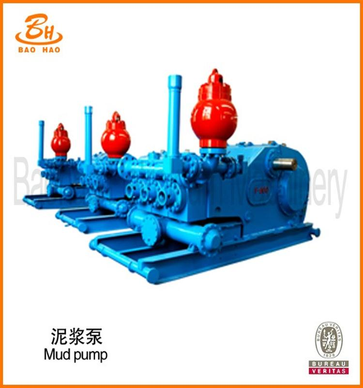 F-500 Triplex Mud Pump