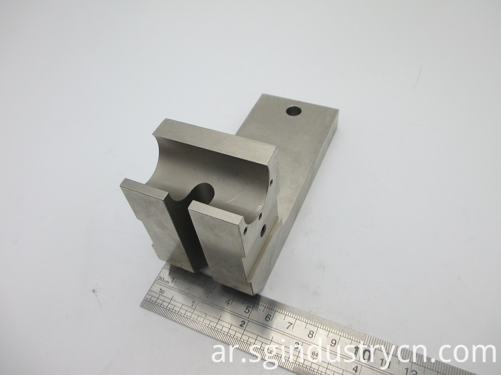 Textile Machinery Cnc Parts