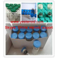 Chevauchement mgf 2mg / fiole de polypeptide de croissance de muscle anabolique
