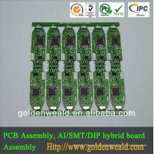 placa dos conjuntos do PWB Fonte da placa de circuito do poder do interruptor