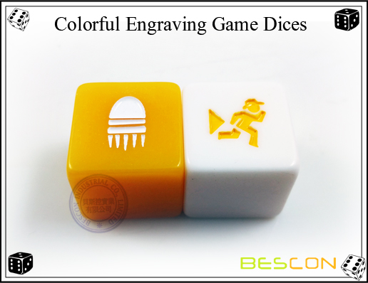 Colorful Engraving Cubes-4