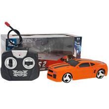 Luces coche de control remoto de juguete