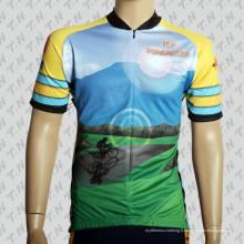 Maillots de vélo à manches courtes / Wear with Sublimation Print