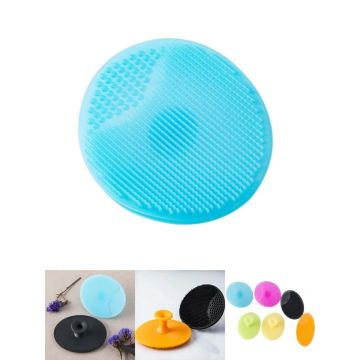 人気商品Silicone Face Manual Brush