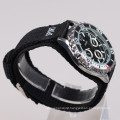 fashion nylon strap watch band, sport buckle watch