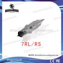 Chirurgische 316 Stahl Permanent Make Up Tattoo Nadeln 7RL