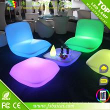 Tabouret et table de meubles de bar pour l'événement