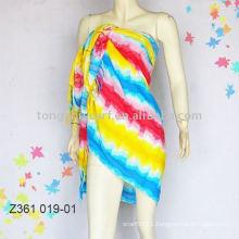 beach sarongs/viscose scarf