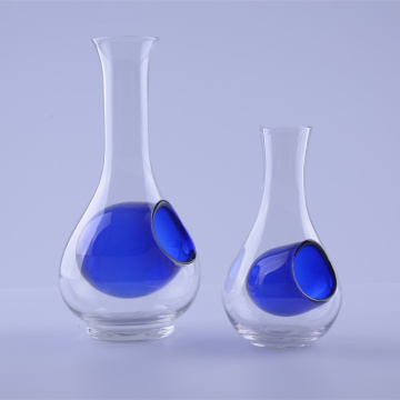 Blue Sake Set Glass IJskoud drinkglas